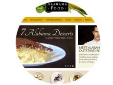 Alabama-Food